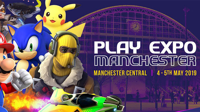 PLAY Expo Returns to Manchester in May 2019